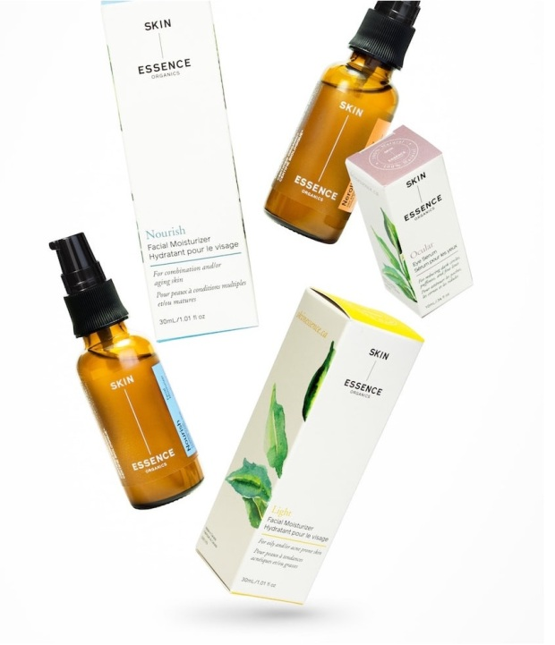 Skin essence organics products