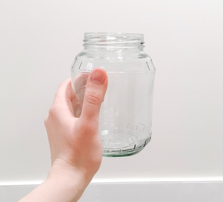 A tip for cleaningjars