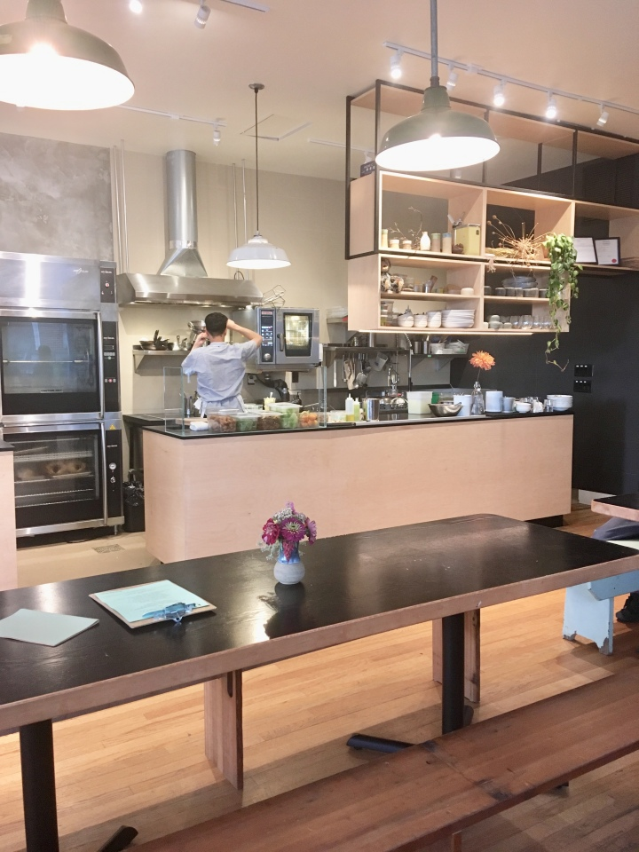 Locavore, low-waste dining: Ubuntu Canteen nourishes a community