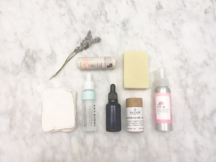 The joy of a simple skincare routine