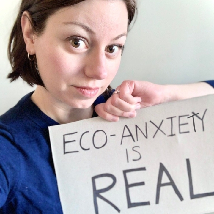 Eco anxiety, eco grief