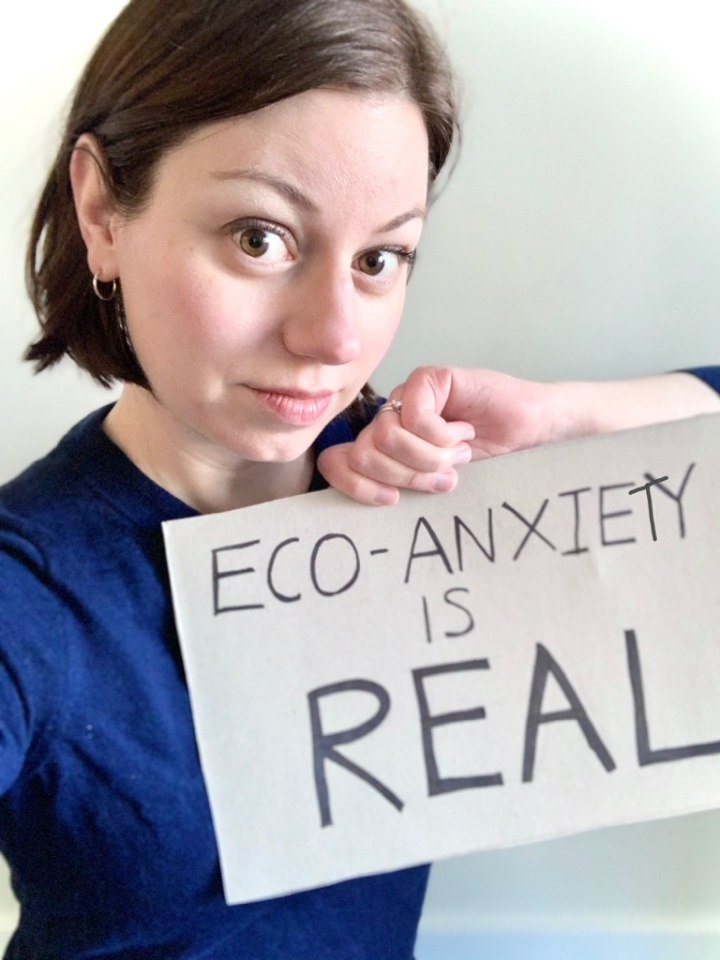 Navigating Eco-Anxiety & Eco-Grief: An interview with LindsayCoulter