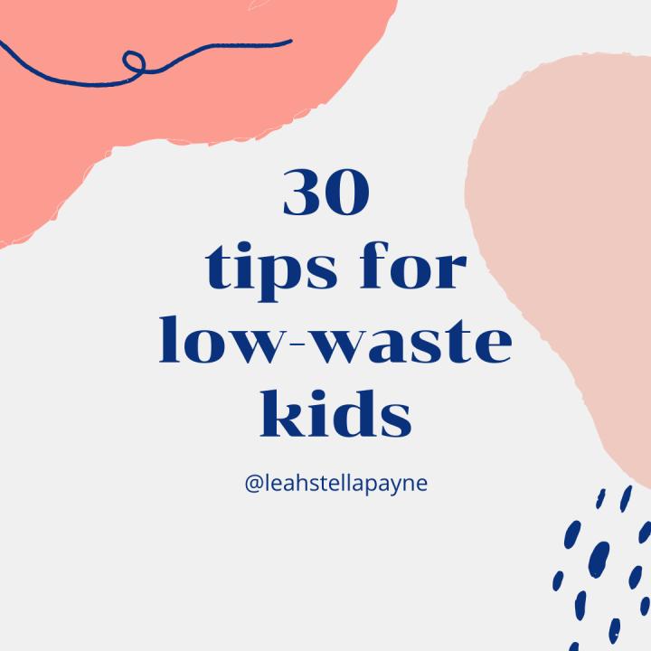 How to go Zero Waste, withkids