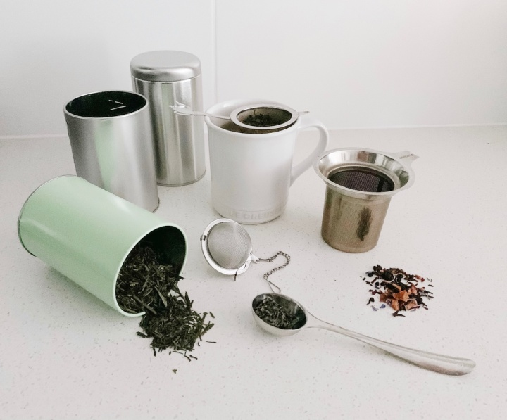 Sustainable, ethical & low-waste tea